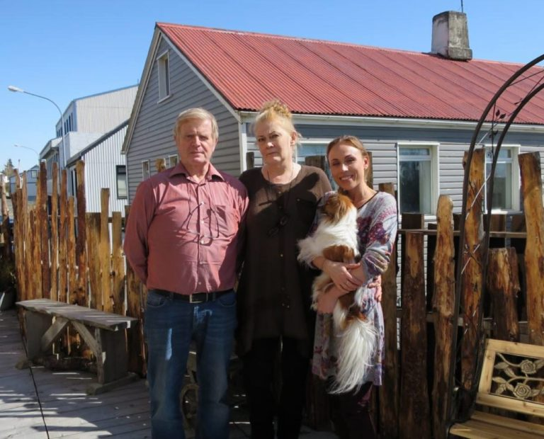 Blómasetrið family run operation